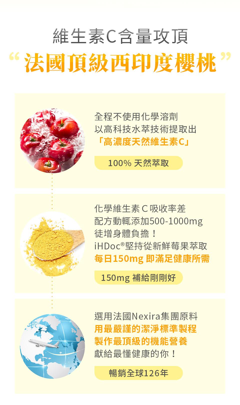 無添加香料、人工甜味劑、賦形劑、防腐劑